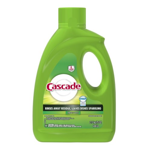 Best Cascade Gel Dishwasher Detergent Fresh 75 Oz