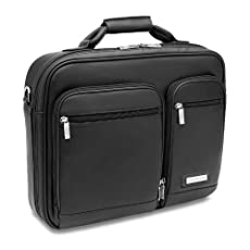 Hartmann Leather Business Cases Slim Brief