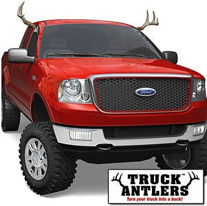 Hitch Critters 1131 Truck Antler