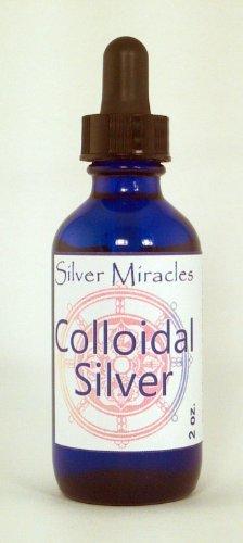 Colloidal Silver Drops - 2 oz
