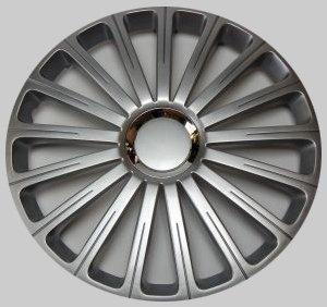 """Radkappen Radzierblenden Radabdeckungen Radical Pro silber silver 16"""" Zoll 4 Satz, BMW Fiat Smart von Gonwil Autoteile - Reifen Onlineshop"""
