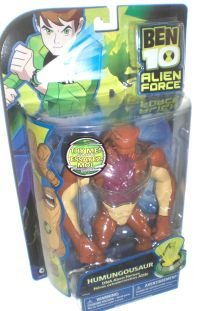 "Ben 10 Alien Force 6"" DNA Alien Heroes Humungousaur"