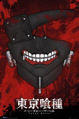 GB Eye Ltd, Tokyo Ghoul, Mask, Maxi Poster