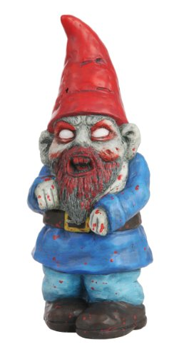 Zombie Gnome Statue Yard Decorations