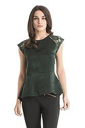 Kazo Women's Peplum Shirt (109103DPTLXL)