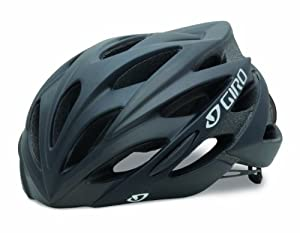 Giro Savant Helmet - Matt Black/Charcoal, Medium