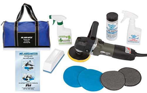 Top Products Best Review Mr Hard Water Auto 1279 Windshield Electric Buffer Cleaning Kit