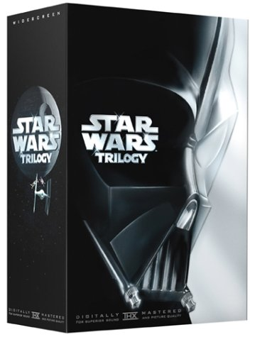 Star Wars: Trilogy Collection (A New Hope / The Empire Strikes Back / Return of the Jedi)