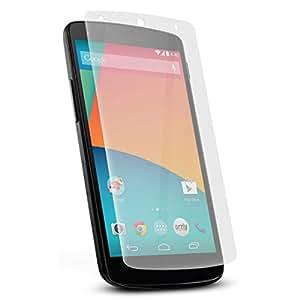 Google Nexus 5 Tempered Glass Screen Protector with OTG Cable (TEMPERED GLASS + OTG CABLE) COMBO by DRaX®