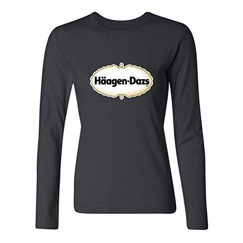 chengxingda-womens-haagen-dazs-logo-long-sleeve-t-shirt-size-xxl