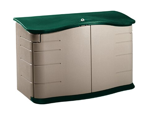 Rubbermaid 4 7-by-36-by-28-Inch Storage Shed 3748B0006GN9U6