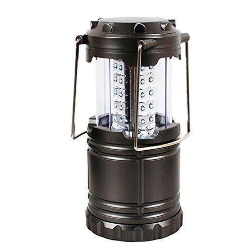 Lanterna a LED ultra luminosa, per campeggio e richiudibile. Perfetta per: campeggio, situazioni d'emergenza, black out. Super luminosa, Leggera e resistente all'acqua