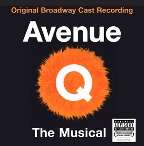 Original album cover of Avenue Q by Original Broadway Cast