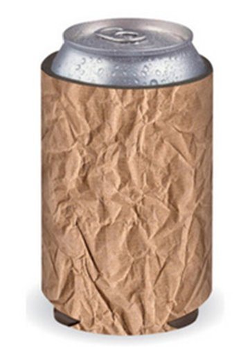 PAPER BAG CAN COOLER