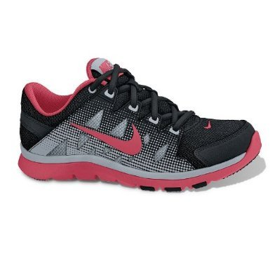 Nike Nike Black Flex Supreme TR Cross-Trainers - Women