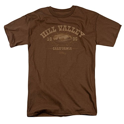 BACK TO THE FUTURE III/HILL VALLEY 1855 -