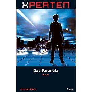 Umschlag von 'Xperten: Das Paranetz'