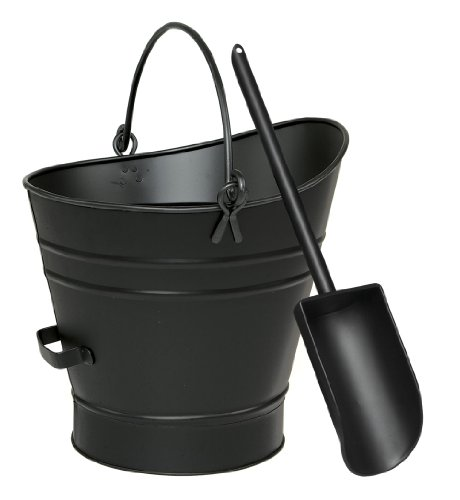 Minuteman International C-65MC Coal Hod / Pellet Bucket with Scoop