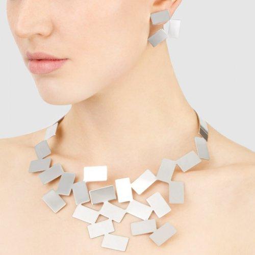 """AlessiAlessi """"Fiato Sul Collo"""" Collar Necklace By Alessi"""