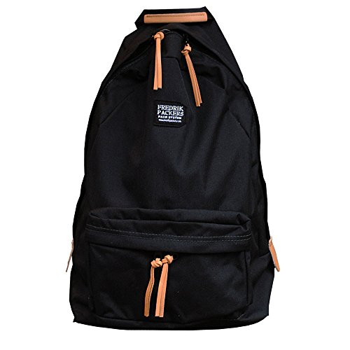 FREDRIK PACKERS(フレドリックパッカーズ)500D DAY PACK 【700042467】[正規取扱] (ONE, BLACK)