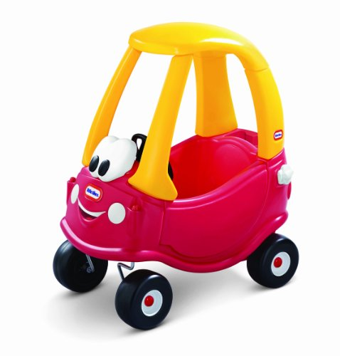 Why Choose Little Tikes Cozy Coupe 30th Anniversary Car
