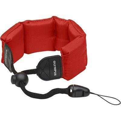 Olympus-Foam-Float-Strap-202212-Red
