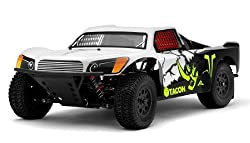 1/14 Tacon Thriller Short Course Truck Brushed Ready To Run 2.4ghz (White)