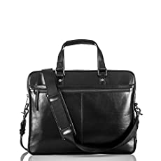 Andy Briefcase<br>Black Tribeca