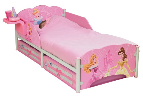Disney Princess Toddler Bed 2009