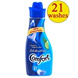 Comfort Exhilarations Bluebell Fabric Conditioner 21 Wash 4x750ml