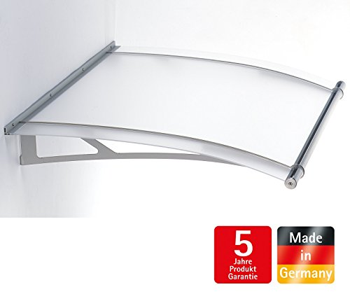 schulte haust r vordach acrylglas edelstahl pultvordach. Black Bedroom Furniture Sets. Home Design Ideas