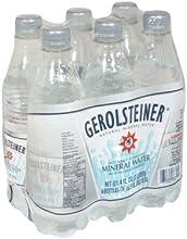 Gerolsteiner  Sparkling Mineral Water 6 pack 1014 FO