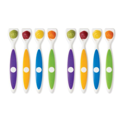 Dr. Brown's Long Spatula Spoon, 8 Pack