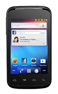Alcatel One Touch 983 Android smartphone on Orange pay as you go