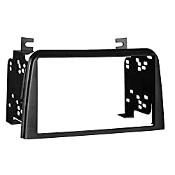 See Metra 95-3105 Double DIN Installation Dash Kit for 1995-1999 Saturn Vehicles Details