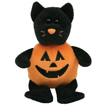 Beanie Baby - CATKIN the Pumpkin Cat