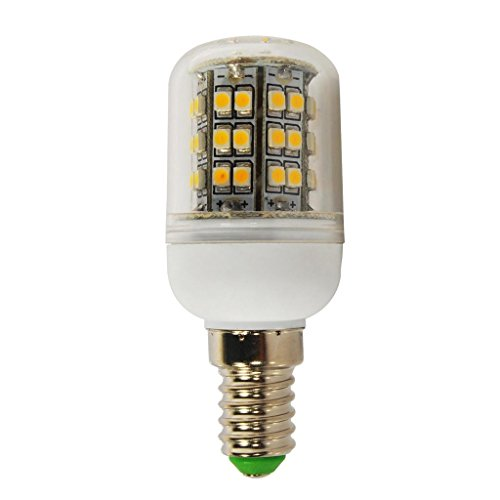 High Power 4W E14 Led Light 3528 Smd Ultra Bright Lamp Bulb Warm White 200-260V