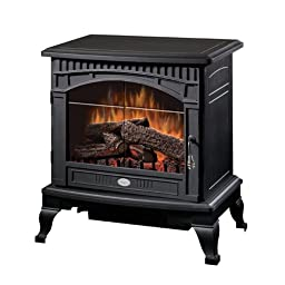 Dimplex North America DS5629BR Traditional Electric Stove, Bronze