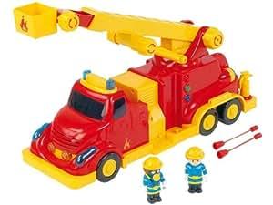 Bao - Jeux éducatif - Mon Grand Camion De Pompier