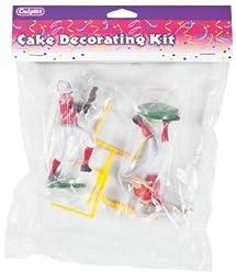 Touchdown Cake Dec Kit
