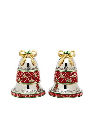 Godinger Bell Salt & Pepper Set