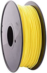 Think3D 1.75 mm ABS Filament for 3D Printer, Yellow