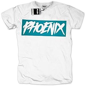Phoenix Clothing - Phoenix Icon T-Shirt white-mint