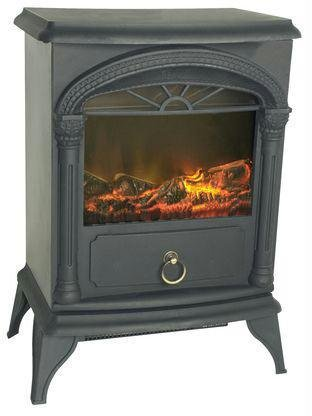 Exclusive By Fire Sense Fire Sense Vernon Electric Fireplace Stove image B007ZRKXLM.jpg