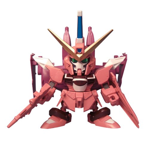 Bandai Hobby BB#268 Justice Gundam Bandai SD Action Figure - 1