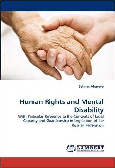 Mental health, human rights & legislation