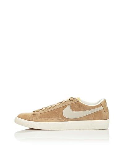 Nike Sneaker Wmns Blazer Low Suede Vntg [Beige]