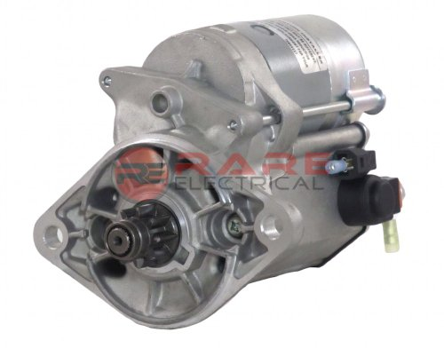 Buy now new gear reduction starter motor triumph gt6 tr250 for Gear reduction starter motor