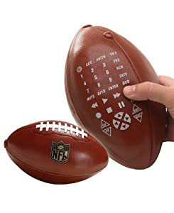 Excalibur Electronics 7-in-1 NFL Football Remote - Model# 201-NFL-CS