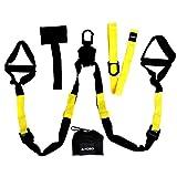 Kobo Tr Axe Gravity Suspension Belt / Home Gym Straps Trainer Kit